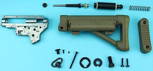 G&P Marine Battery Stock II F.R.S. Kit (Short / Sand) – GP-COP083SD