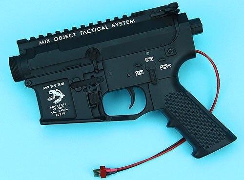 G&P MOTS Metal Body Pro Kit (Black) MK004BK