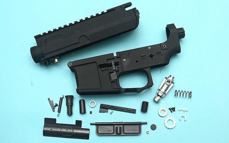 G&P M.T.F.C. System Stealth GP Metal Body Black – G&P GP-MEB025BK
