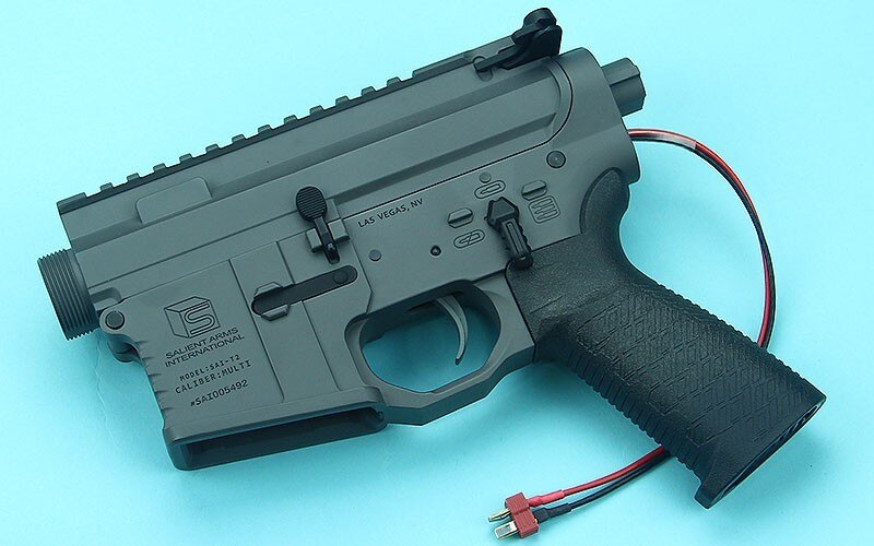 G&P Salient Arms Metal Body Pro Kit (Gray) (I5 Gearbox) – GP-MK006GY