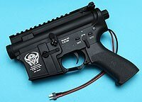 G&P Seal Skull Metal Body Pro Kit (BK) Black (While Stock Last) – MK003BK