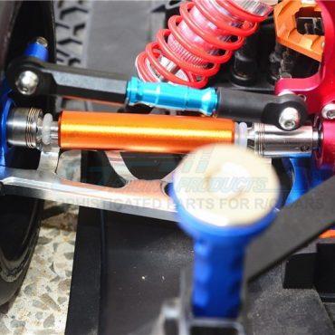 GPM Racing Traxxas XO-1 Blue Alum. & Steel Rear CVD Driveshaft Set SXO1277RHA-B