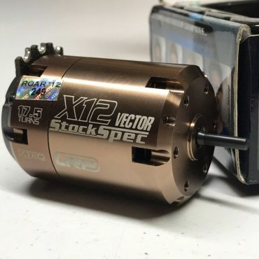 # 50852 - LRP - Vector X-12 - StockSpec - Brushless Motor (17.5T) Super Clean