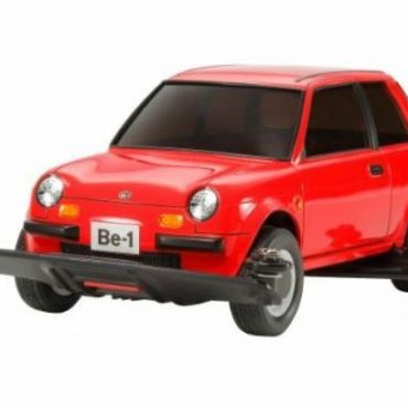 Tamiya #95033 - JR Nissan Be-1 Red Version (Type 3 Chassis)